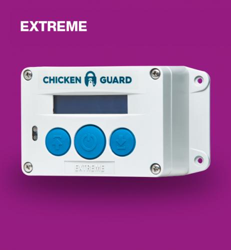 Chickenguard Extreme mit DoorKit